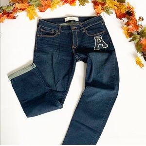 Abercrombie & Fitch Skinny Jeans Size 8